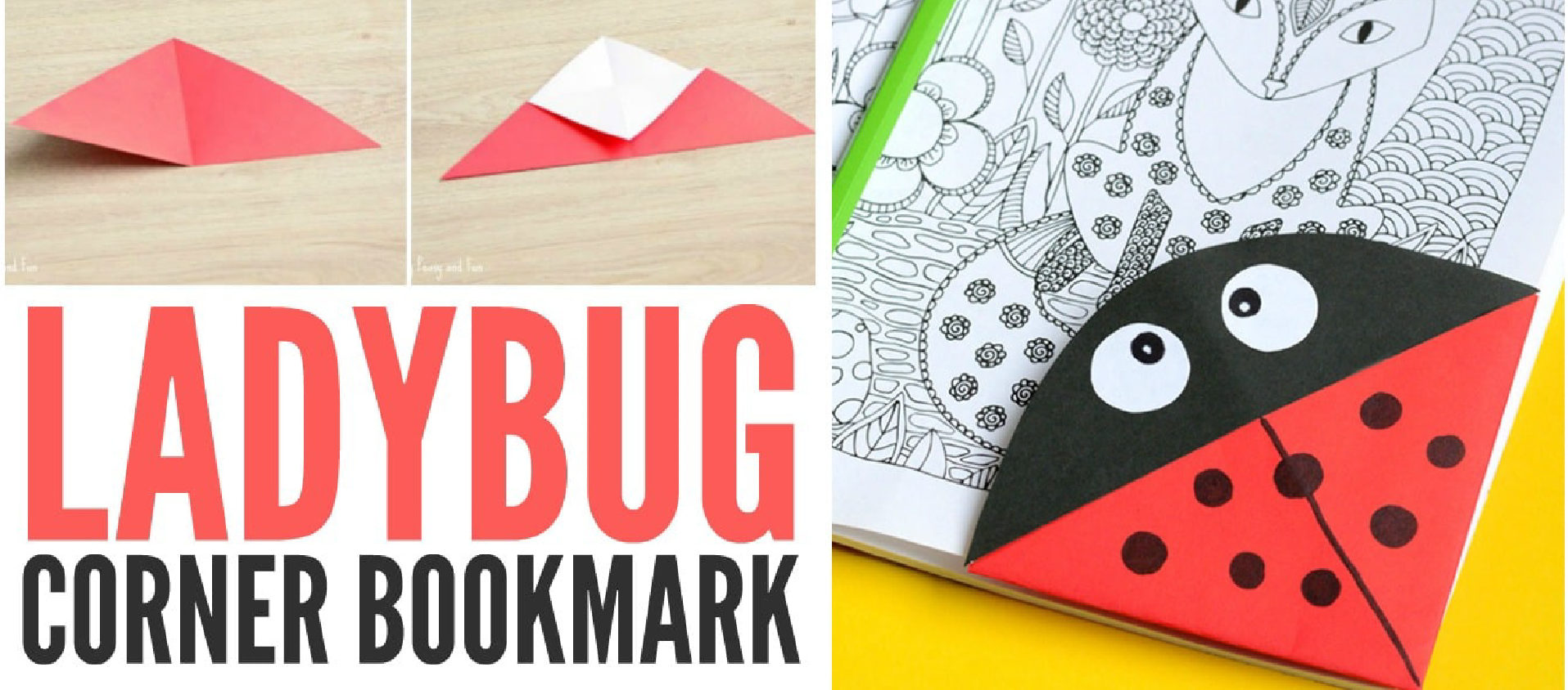ladybug corner bookmark ladybug corner bookmark downloadable activity books2you 2301